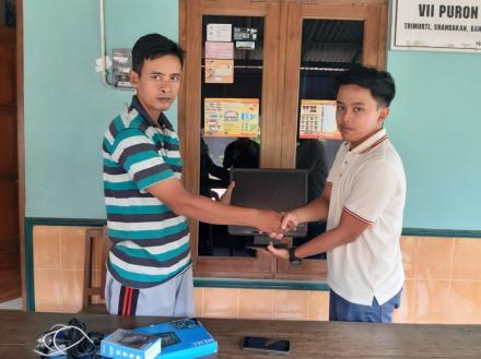 Komputer untuk Dusun Puron