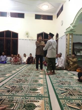 Safari Taraweh di Masjid An Nur Dusun Mangiran