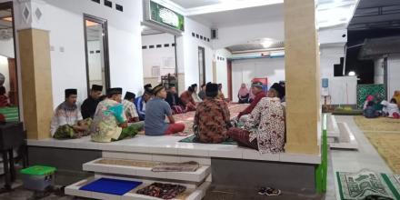 Takbiran Masjid Nurul Huda Cagunan