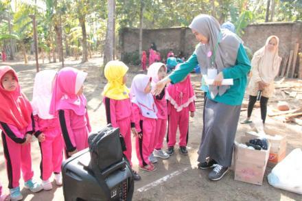 Outbond TK & PAUD di Dusun Puron