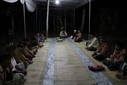 Doa Bersama Menyambut Festival Jajanan Pasar Cagunan Tempo Doeloe