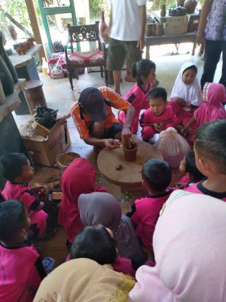 Pendidikan Luar Sekolah (PLS) TK ABA Gambrengan