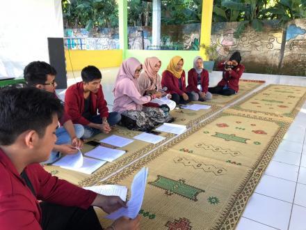 Pelatihan MC Bahasa Jawa