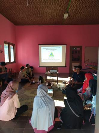 Sedekah Sampah, Solusi Permasalahan Sampah di Dusun Bendo, Trimurti