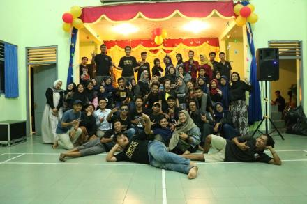 Bersinergi dengan Pemuda Karang Taruna Tunas Mulia, Tim KKN 80 UMY meriahkan HUT karang Taruna