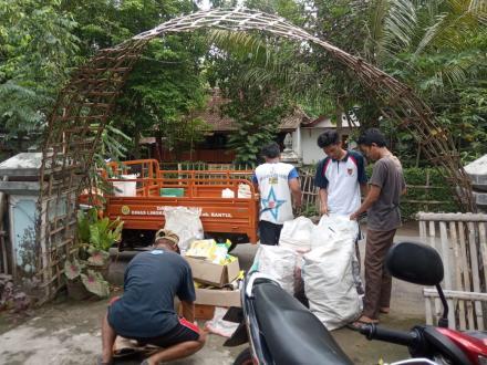 Gerakan Pilah Sampah Dusun Lopati
