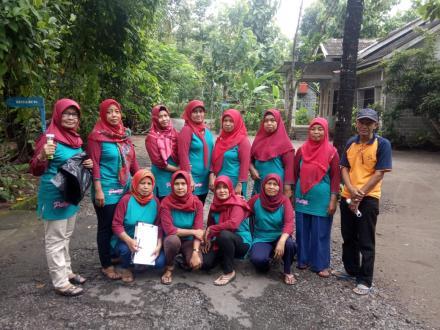 Gebrakan Dusun Lopati Dalam Menangani Demam Berdarah Dengue (DBD)