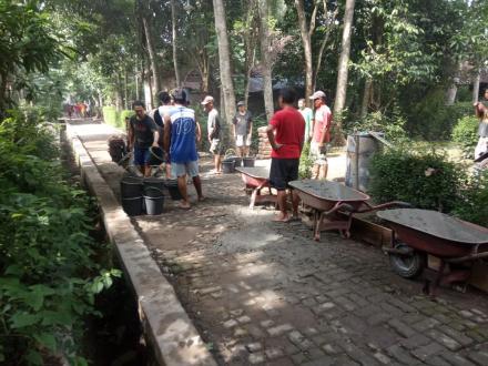 Guyup Rukun Warga Dusun Lopati