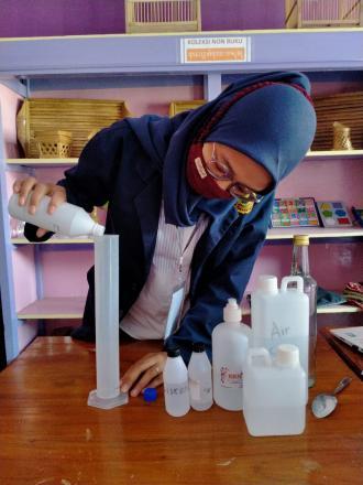 Pembuatan Tutorial HandSanitizer