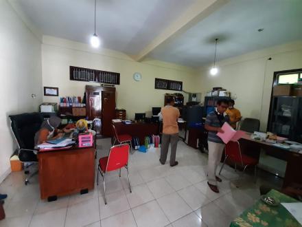 Persiapan Lomba Kalurahan Tingkat Kabupaten Bantul