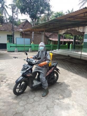 Peduli Lingkungan Oleh Satgas Dusun Gunungsaren Lor