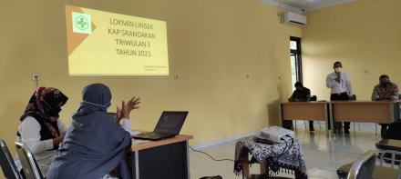 Loka Karya Sektoral Kapanewon Srandakan