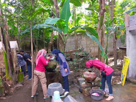 Pelaksanaan PSN Serentak di 19 Dusun