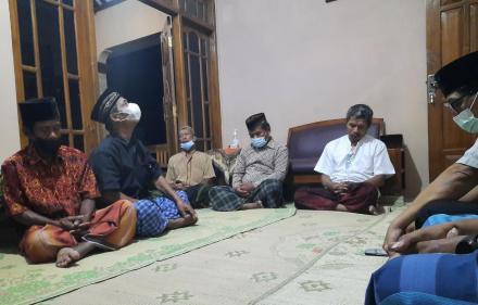 Rapat Koordinasi Dusun Gunungsaren Lor